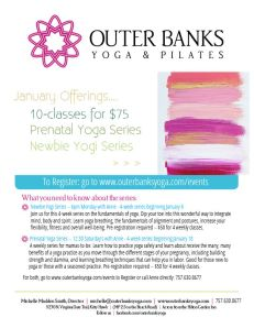 OBY january offerings