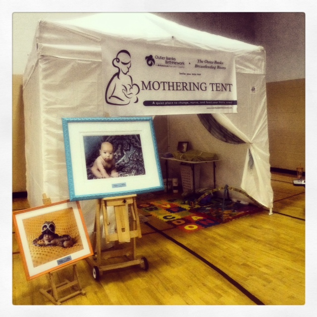 Mothering Tent (1)